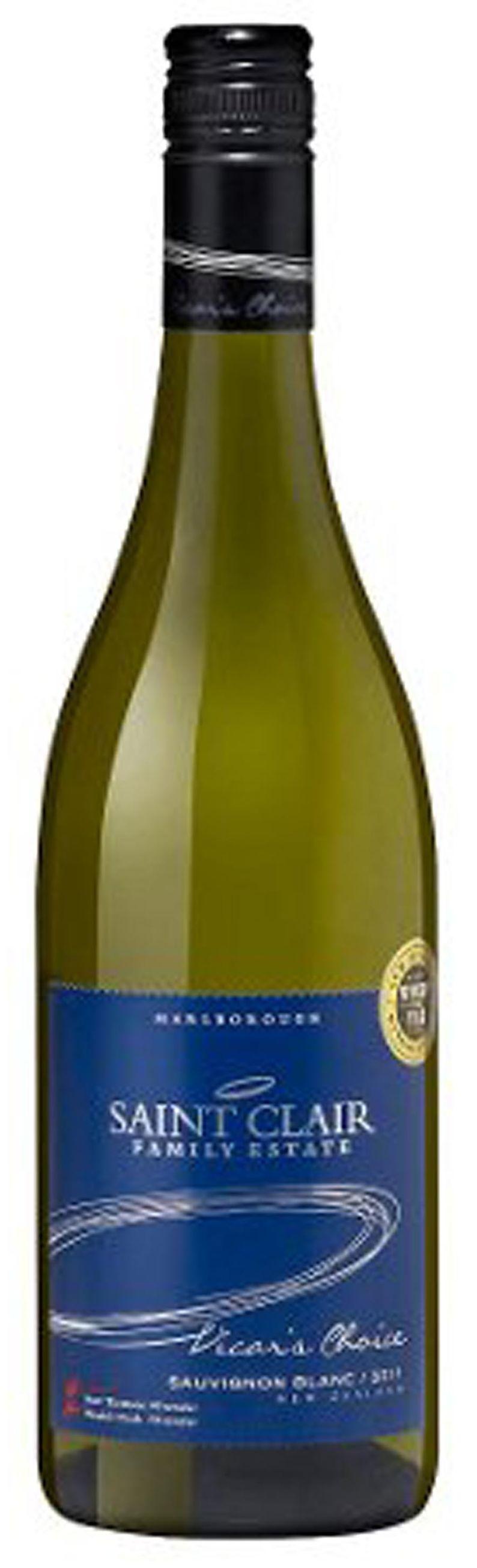 2011 Saint Clair Vicar's Choice Sauvignon Blanc_lowres
