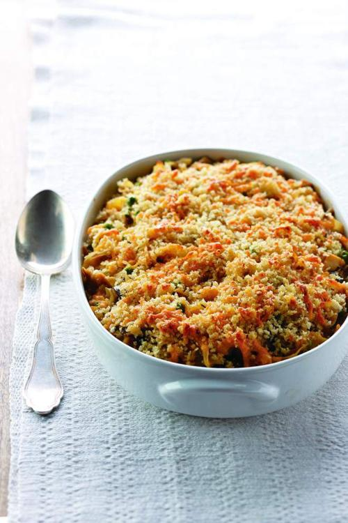 Not Your Mom's Tuna Casserole _lowres