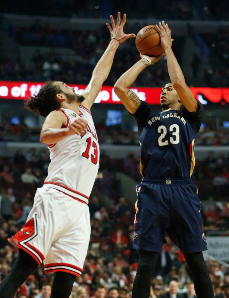 Pelicans notebook: Bulls, like Pelicans, are going through their own fits and starts under new coach Fred Hoiberg _lowres