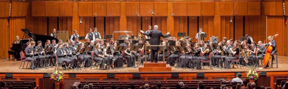 SLU Wind Symphony sets 'Magical Music of Walt Disney' _lowres