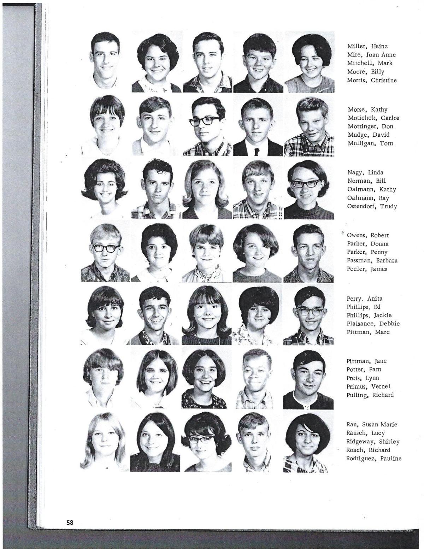 Covington yearbook1