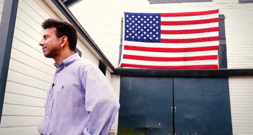 Gov. Bobby Jindal TV buy in Iowa part of 'early state' strategy _lowres
