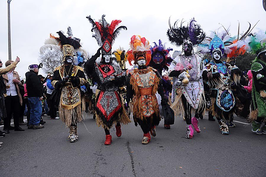 Mardi Gras 2016: Rex Duke's guide to the parades_lowres