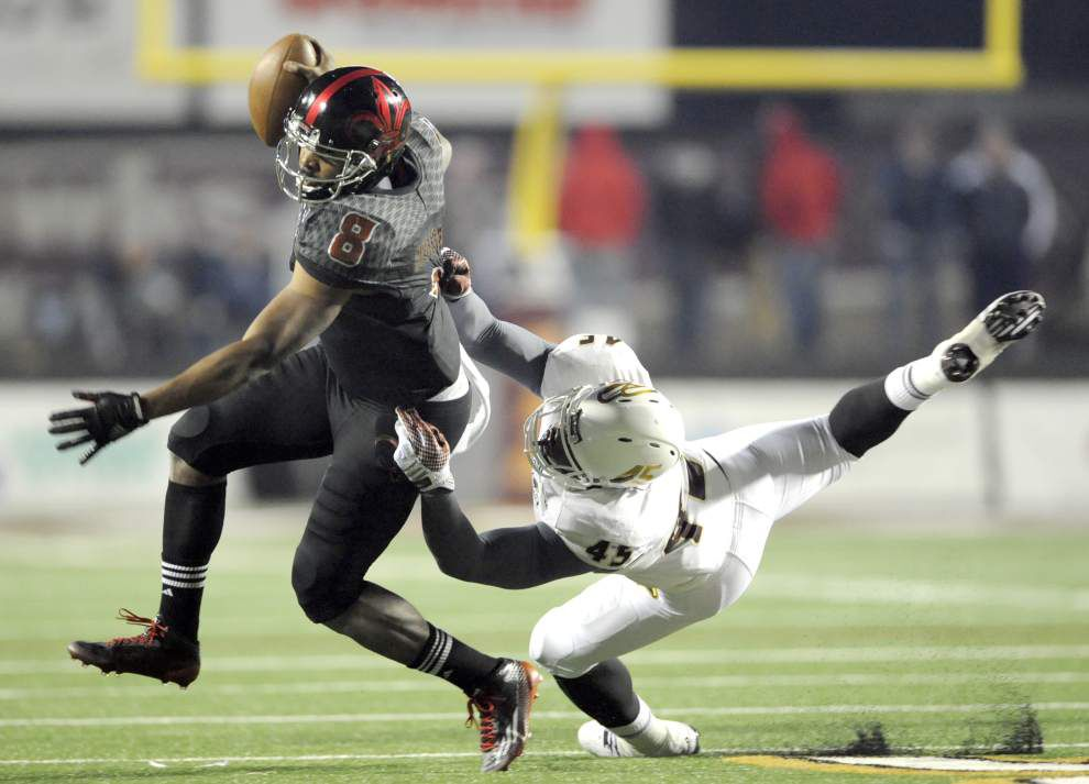 Johnson: For Ragin' Cajuns, this ULM game was a much better feeling _lowres