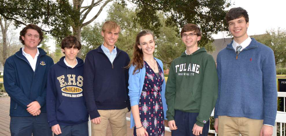 Episcopal students advance in National Merit program _lowres