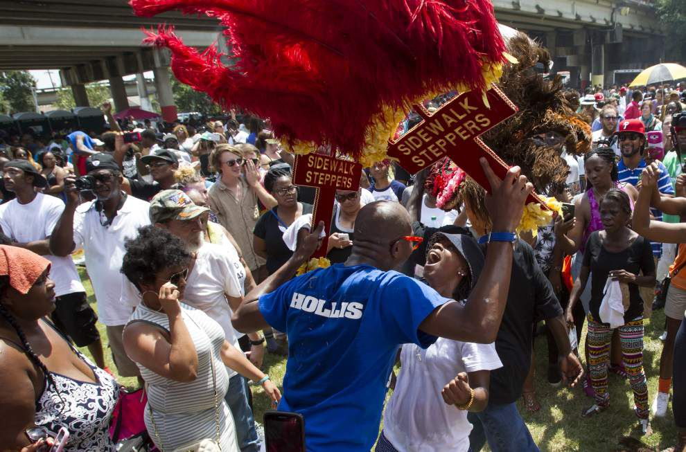 Photos, updates from Katrina 10-year anniversary events across New Orleans _lowres