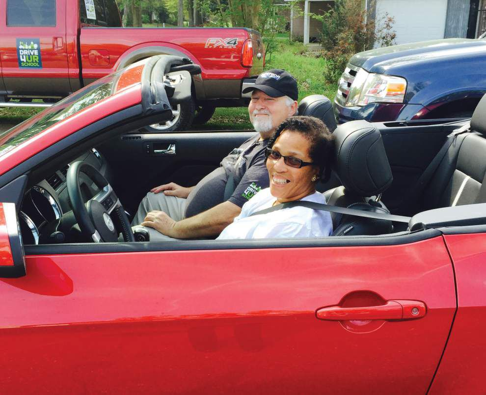 Zachary High driving event raises more than $6,000 _lowres