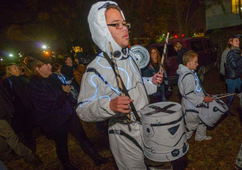 'Stomp Troopers,' a group of young people with autism, to take part in Krewe of Chewbacchus parade Saturday _lowres
