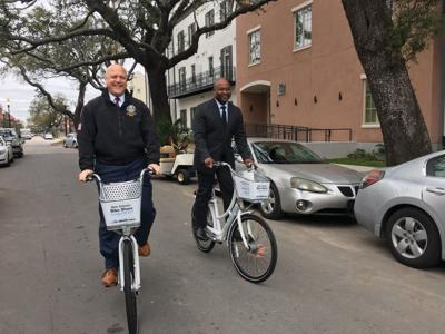 New Orleans bike share program to be named 'Blue Bikes' will hit streets this fall_lowres