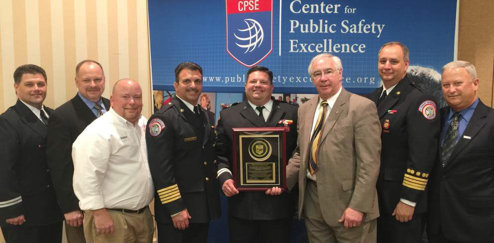 Slidell fire district earns international accreditation _lowres