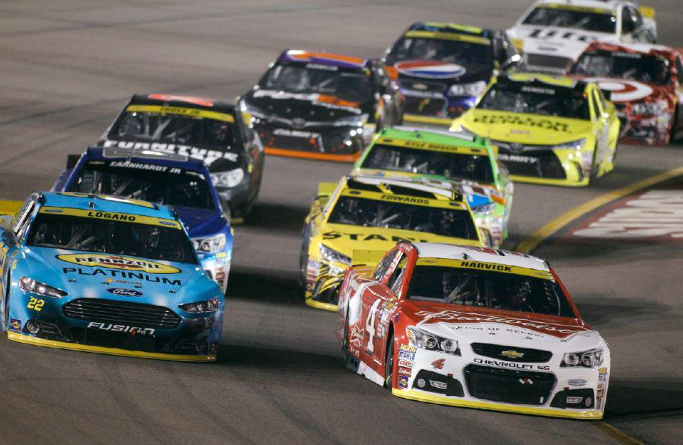 Shortened race determines final Chase spots _lowres
