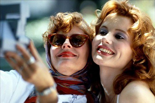Elmwood Theater presents 25th anniversary screenings of Thelma and Louise_lowres