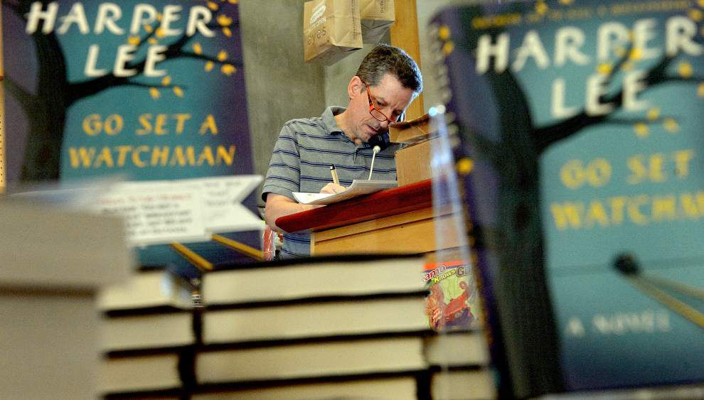 New Orleans literary fans turn out for release of new Harper Lee novel 'Go Set a Watchman' _lowres