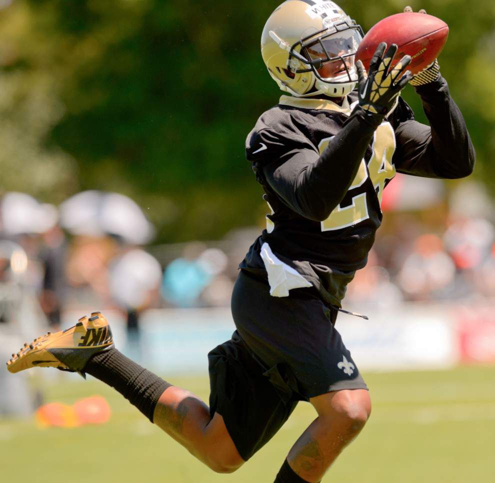 Photo gallery: Saints minicamp _lowres