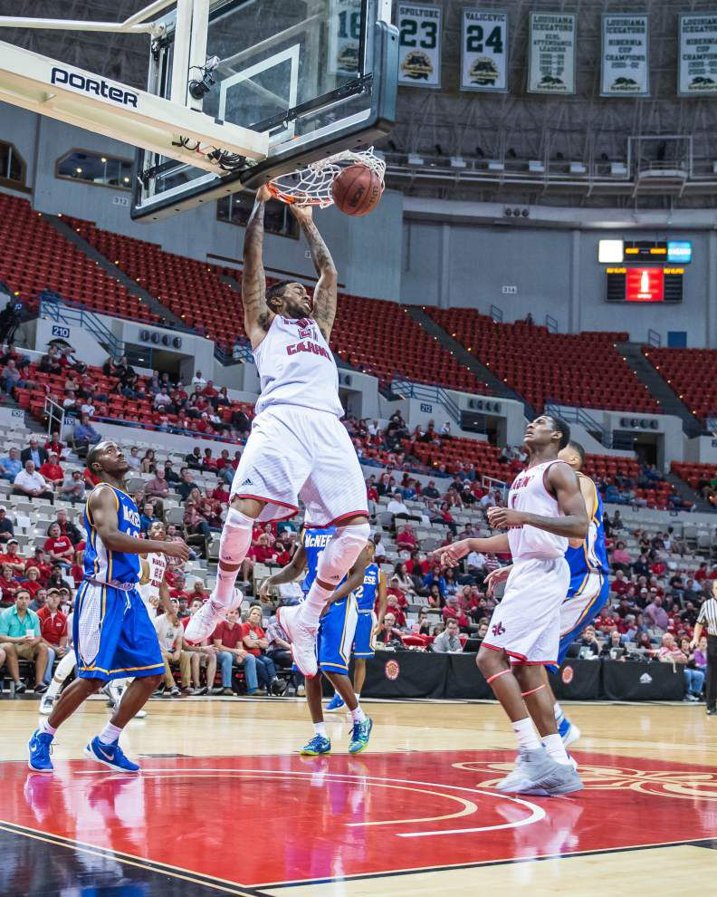 Cajuns men's basketball team is out to spoil Louisiana Tech's home dominance again Saturday _lowres