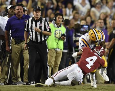 LSU throttled by Alabama in deflating shutout at Tiger Stadium  8b0924f13