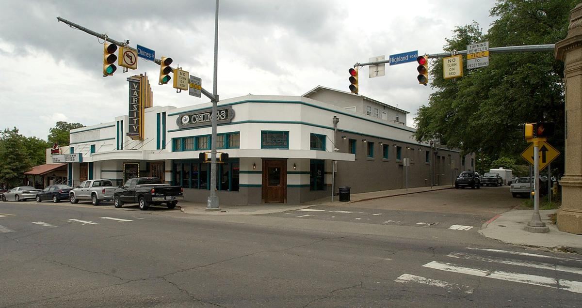 Varsity Theater and The Chimes restaurant