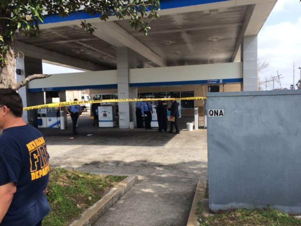 Man shot, injured at gas station in Algiers Tuesday _lowres