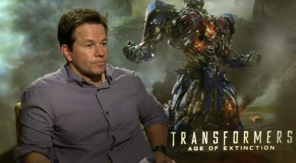 'Transformers' cast talks toys _lowres
