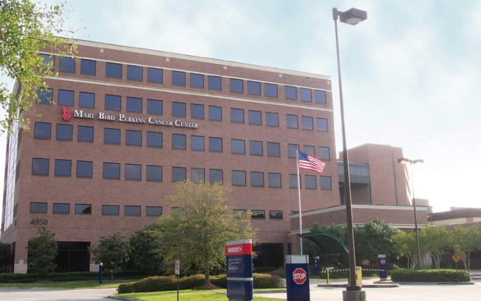 Former Mary Bird Perkins Cancer Center employee sought for theft _lowres