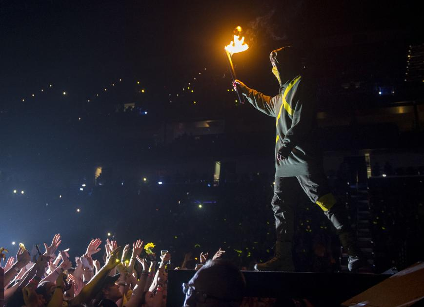 First look: Twenty One Pilots at the Smoothie King Center