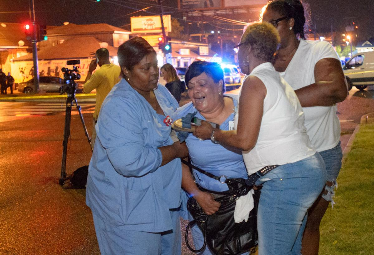 ef3fed9aa12b Troubled life for intended New Orleans shooting target  Survived gunfire in   17