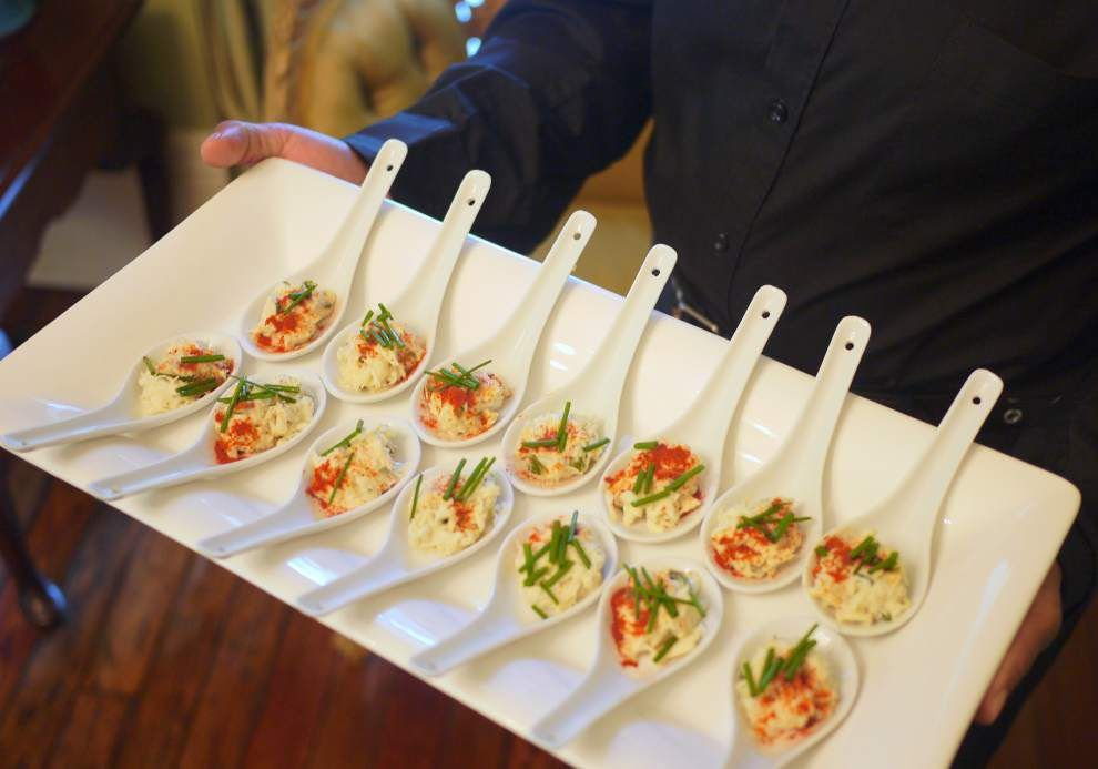Maidens meal: Bridesmaids' luncheon includes history lesson _lowres