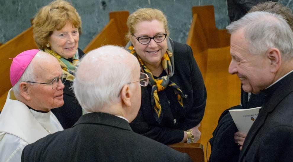 Photos: Prayer service for Archbishop Schulte _lowres
