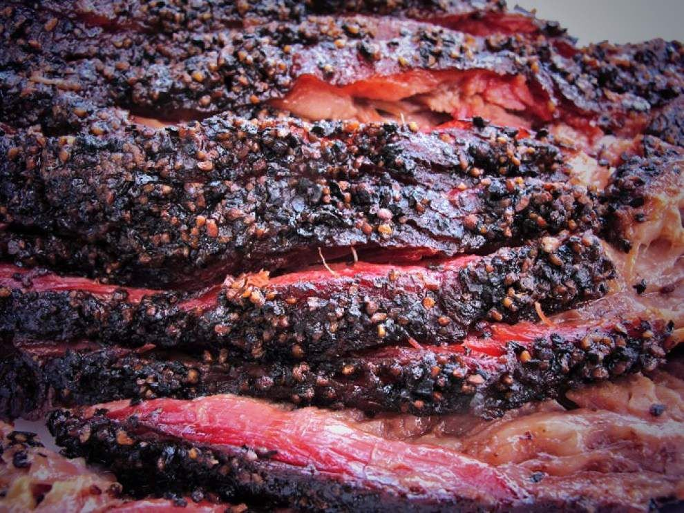 Brisket and the blues: Texas style barbecue joint takes shape in Central City at Black Label Icehouse _lowres