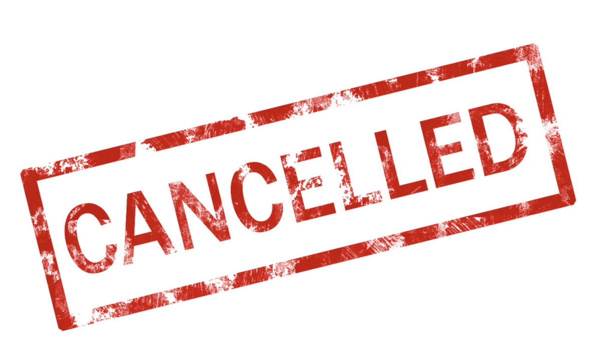 Weekend cancellations due to Nate_lowres