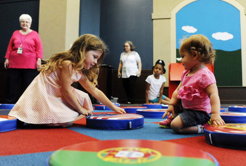 Transformed new downtown Lafayette library opens after four years of renovations _lowres