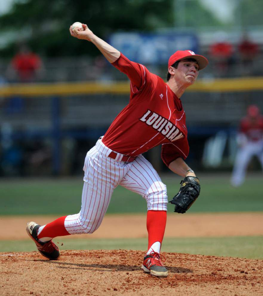 Cajuns bullpen shaping up for NCAAs _lowres
