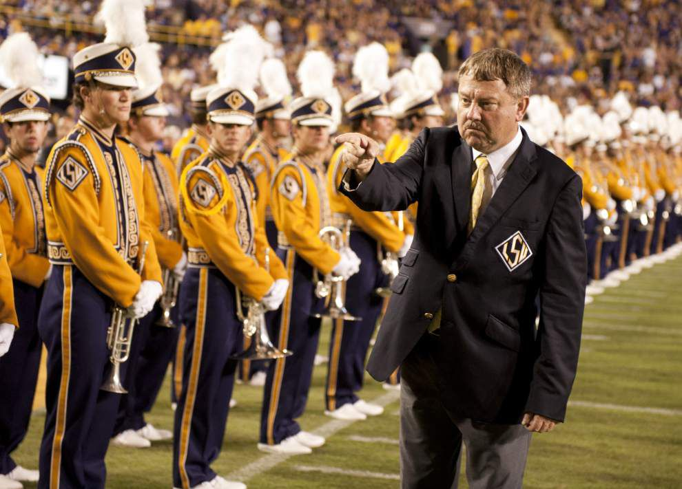 Fired LSU band director Roy King to have suit handled in federal court _lowres