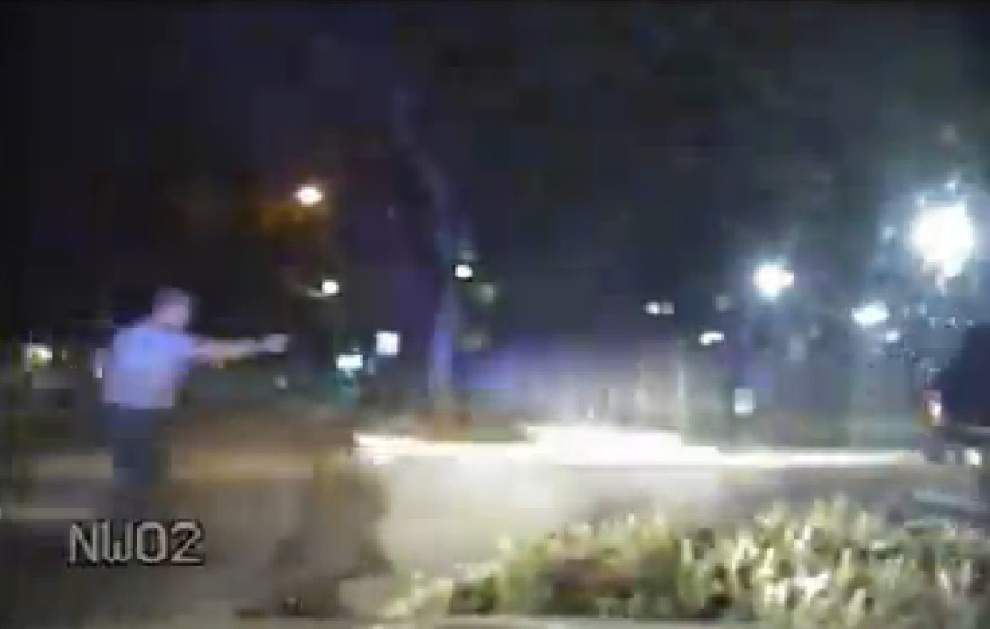 Tyris Wilkerson's death in Baton Rouge raises difficult questions about use of deadly force in a police pursuit _lowres