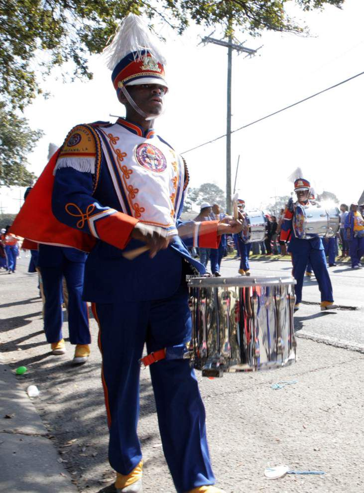 Photos: Perfect weather, lots of smiles for NOMTOC parade in Algiers _lowres