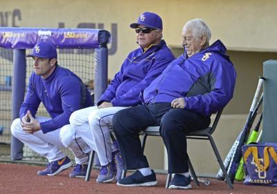 LSU baseball notes: Paul Mainieri explains the opening weekend rotation _lowres