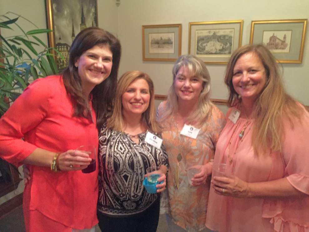 St. Catherine of Siena School reception welcomes incoming principal _lowres