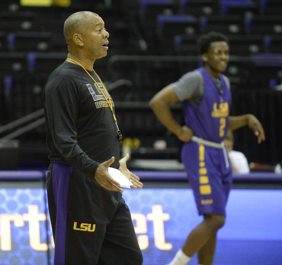 Photos: Ben Simmons in spotlight at LSU men's, women's basketball media day, but there's lots of excitement to go around _lowres