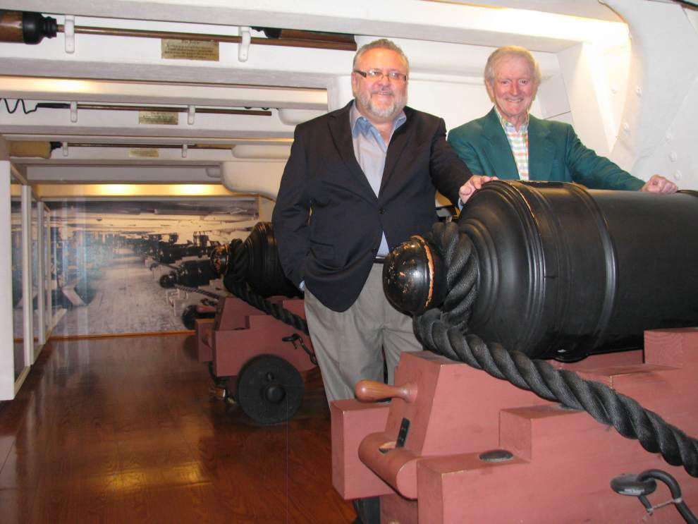 Interim director begins USS Kidd duties as commission seeks permanent director _lowres