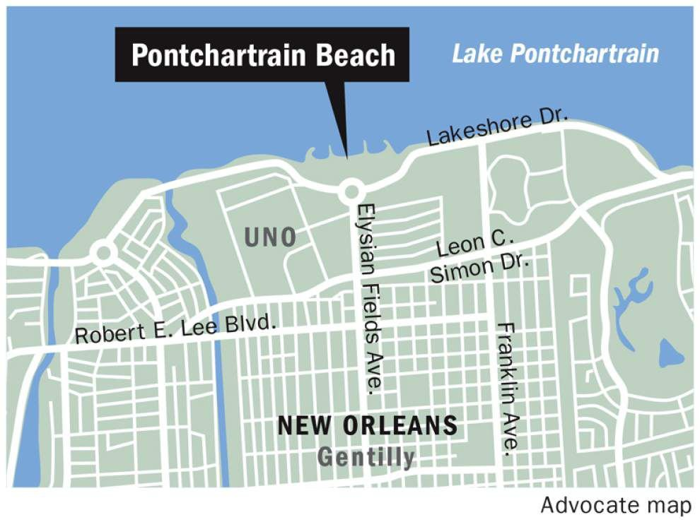 Pontchartrain Beach coming back? Foundation seeks money to move 17,000 tons of sand there _lowres