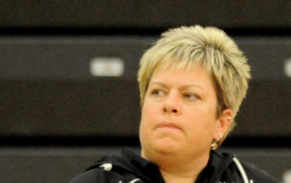 Susan Gremillion: 1st female head football coach in Louisiana high school history is nice, but loftier goal is... _lowres