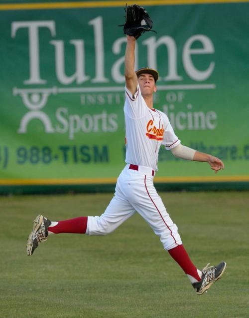 Brother Martin, John Curtis hoping to bring home state baseball titles, end Crescent City's rare dry spell _lowres