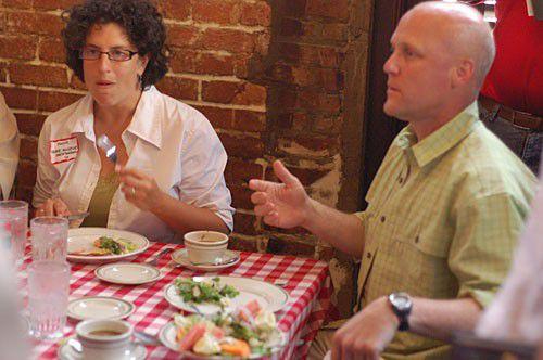 Mayor Landrieu Eats Seafood, Tours Gulf Coast With U.S. Conference of Mayors_lowres