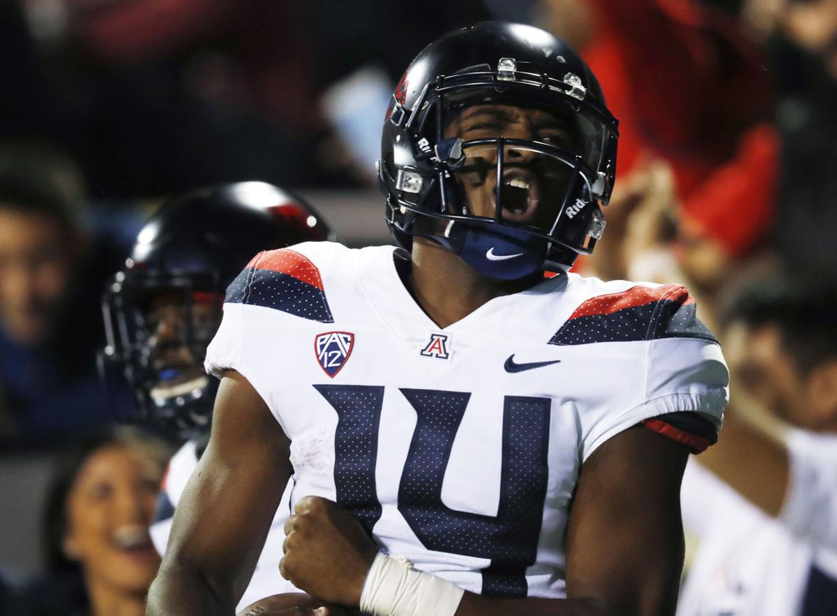 aaad403f2 Arizona s Khalil Tate doesn t have name recognition of other Heisman  hopefuls