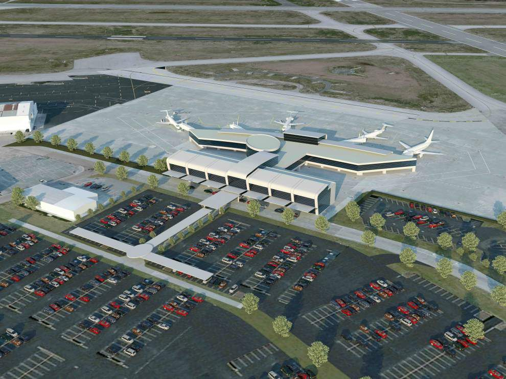 With skin in the game through a local tax, Lafayette airport is in good position for federal funds for terminal expansion _lowres