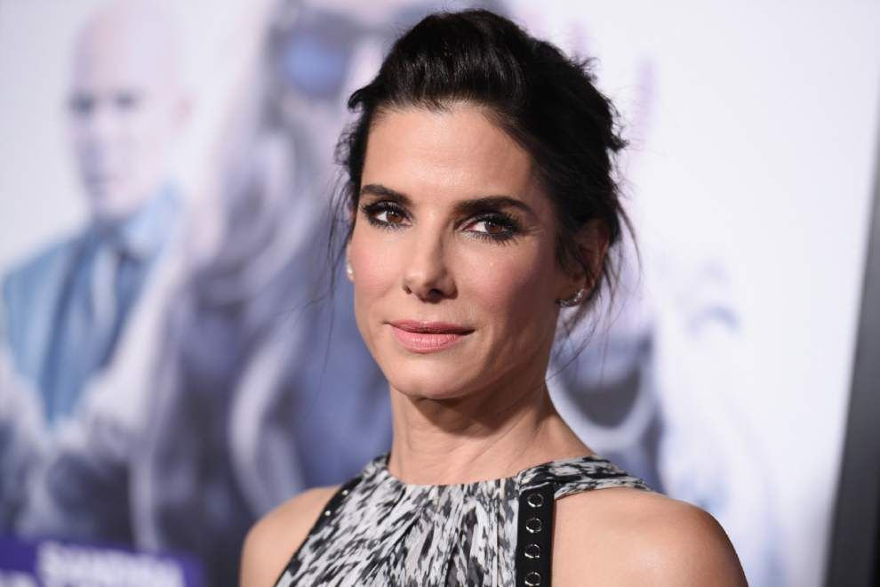 Actress, New Orleans philanthropist Sandra Bullock adopts girl from Louisiana _lowres