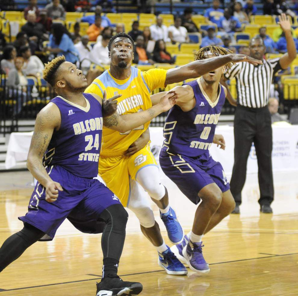 Photos: Southern host Alcorn State _lowres