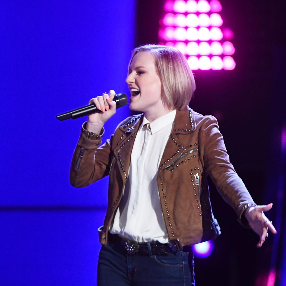 Team Kelly Baton Rouge Native Sara Collins Wins Spot On The Voice Entertainment Life Theadvocate Com