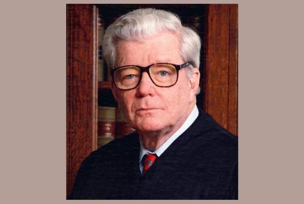 Retired federal Judge Frederick Heebe dies at 91 _lowres