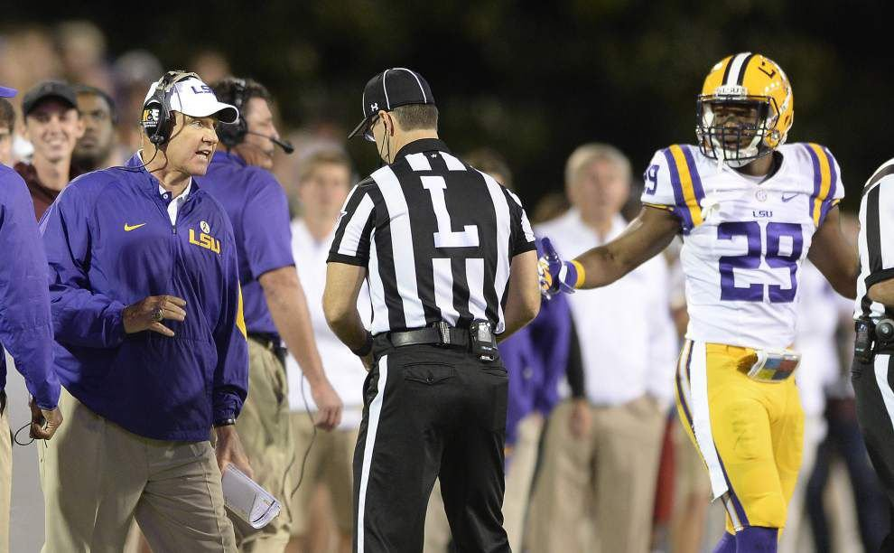 Photos: LSU holds on to defeat Mississippi State 21-19 _lowres